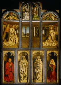 eyck_ghent altarpiece closed