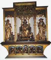grunewald_isenheim_carving by hagenauer