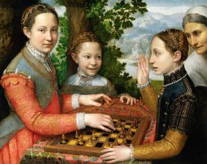 anguissola_chess game