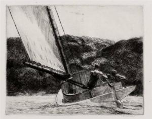 hopper_the catboat