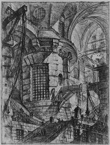 piranesi_the round tower_carceri