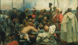 repin_zaporozhian cossacks