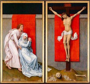 van der weyden_crucifixion