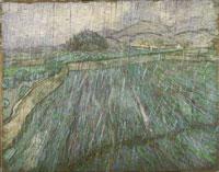 van gogh_rain