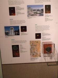 penn museum_coins in velvet