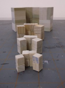 yoshimoto cubes all sizes closeup