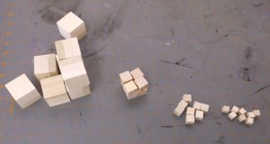 yoshimoto cubes unassembled