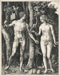 durer_adam and eve