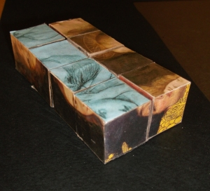 salome mary cube