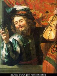 gerrit van honthorst_the merry fiddler