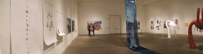 thesis show panorama 2014