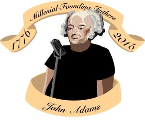 millenial John Adams