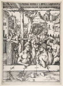 durer_the mens bath
